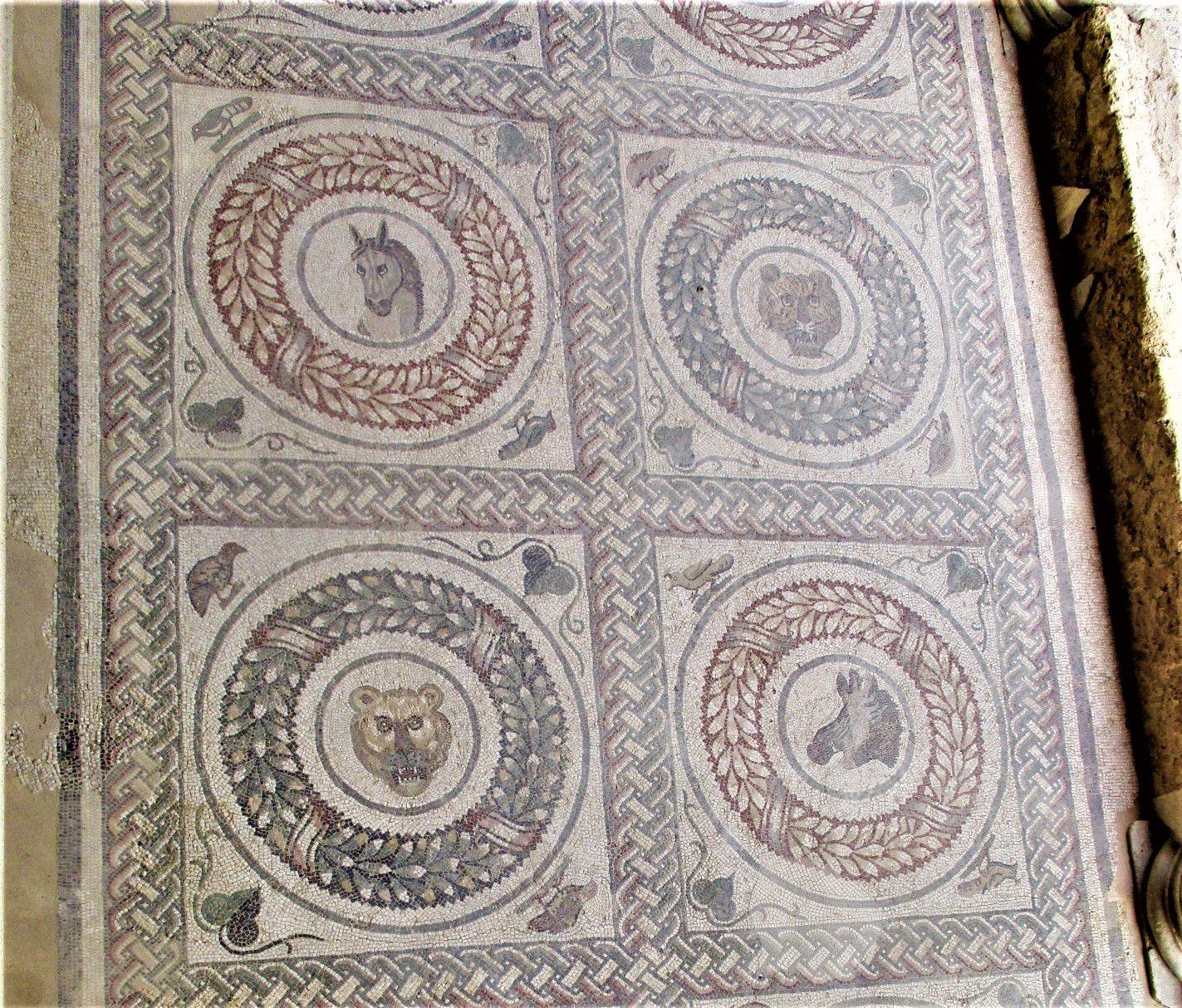 Sicile - Villa Romana del Casale