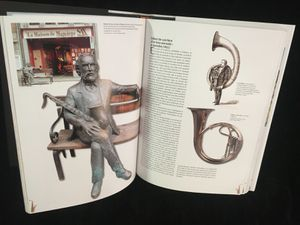 Jamais facteur d'instruments n'aura été plus créatif, plus inventif et révolutionnaire qu'Adolphe Sax.