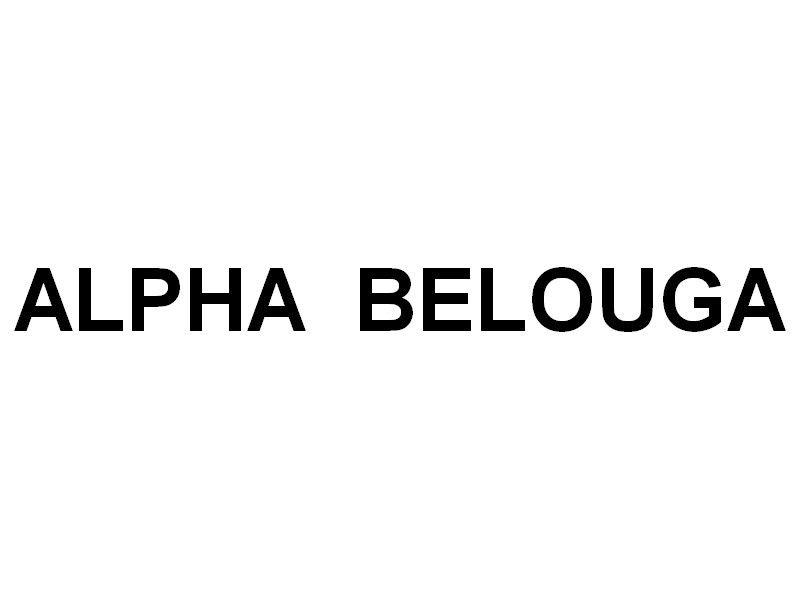 ALPHA BELOUGA , navire d'un club de plongé  dans le port fr Fréjus le 27 novembre 2017