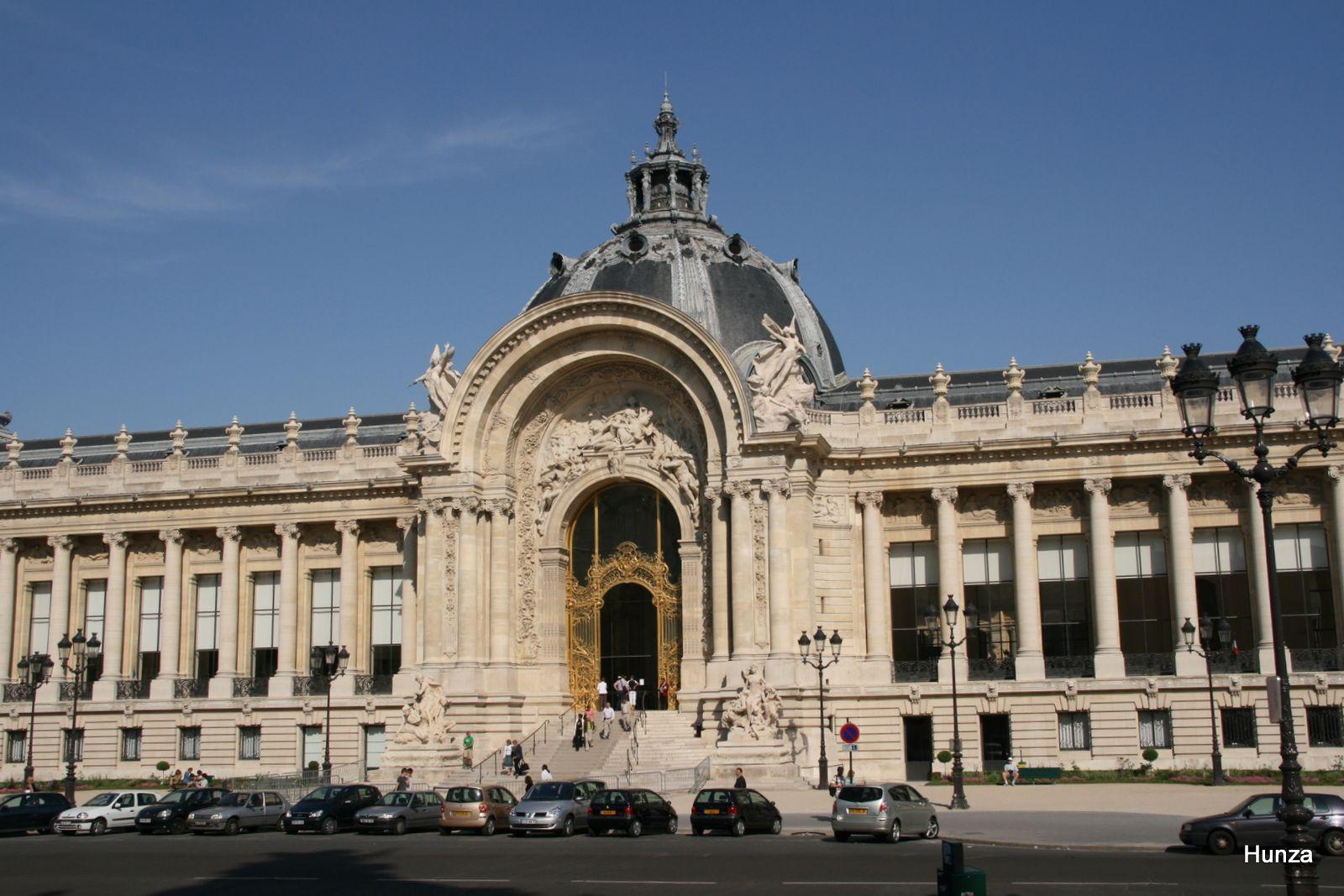 Paris, le Petit Palais