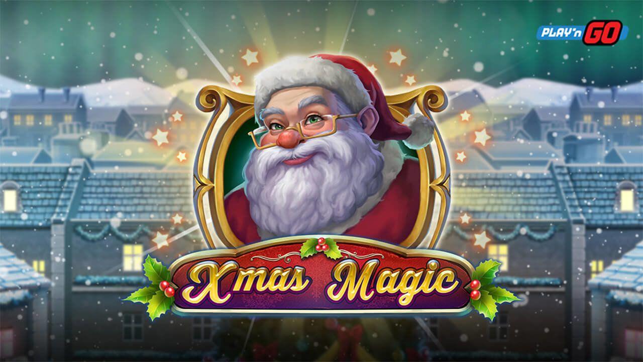 Le jeu de casino gratuit du mois de décembre 2020 : Xmas Magic de Play'n Go