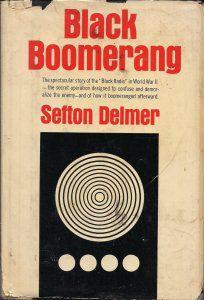 Black Boomerang de Sefton Delmer