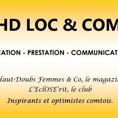 Haut Doubs Location Réception & Haut Doubs Com'Event