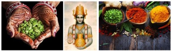 "Anahata Cuisine : ""Epices & Tisanes"""
