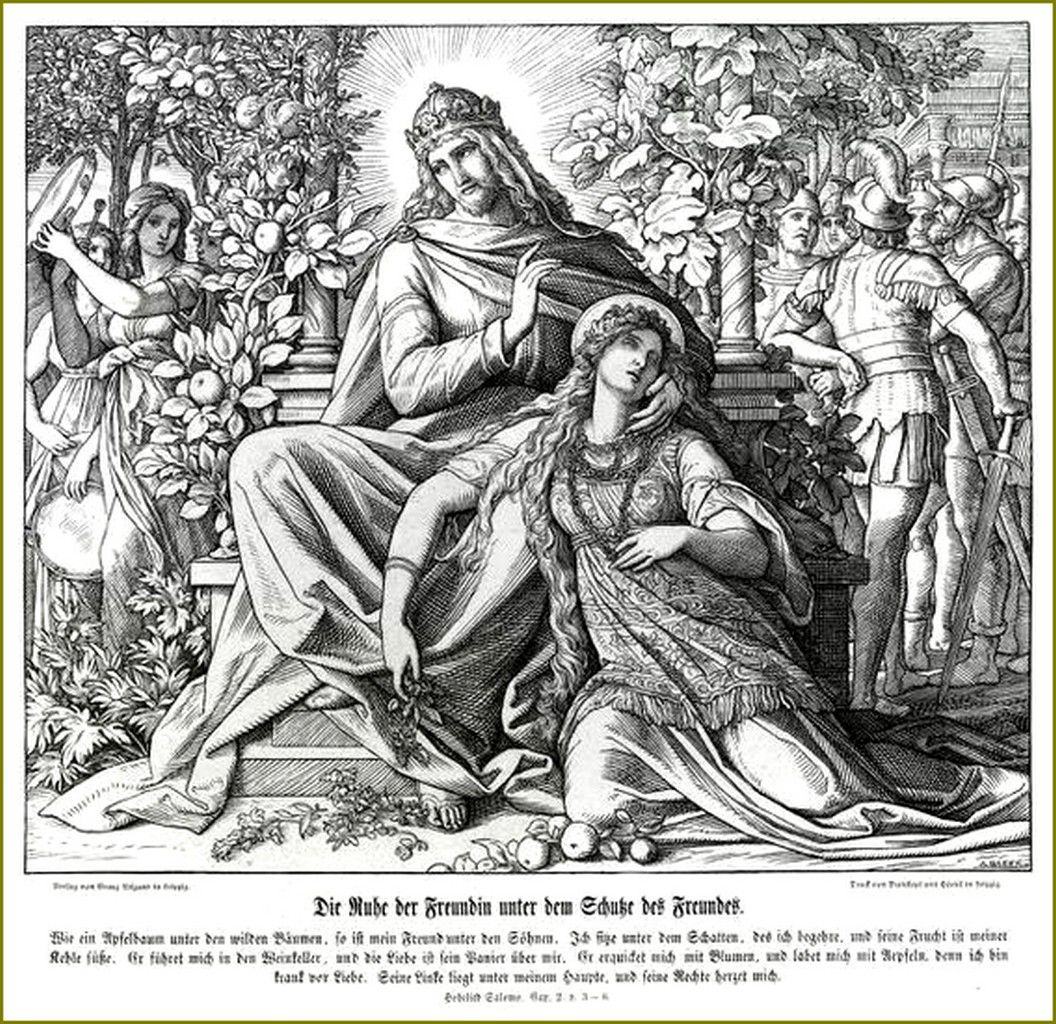 Cantique ou Chant de Salomon, livre de la Bible - La Bible du Semeur