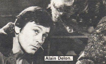 LE TOUBIB ALAIN DELON