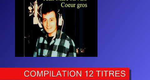 COMPILATION CD 12 TITRES - JEAN-MARC RIVES