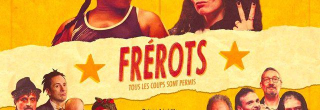 """""""Frérots"""", nouvelle série OCS SIgnature avec Claudia Tagbo diffusée dès ce soir sur OCS MAX"""