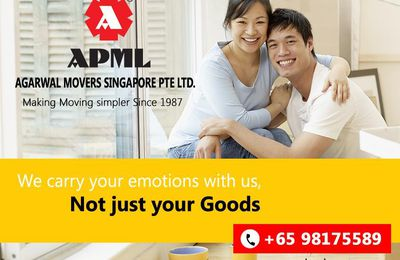 Hire Cheap Movers Singapore for Next Move