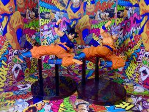 FES Vol.10 Son Goku Ultra instinct non maitrisé