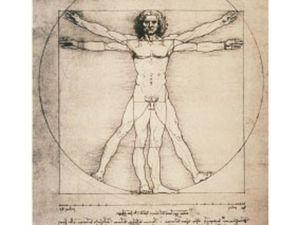 Léonard De Vinci : L'homme de Vitruve / Pub Toyota ...