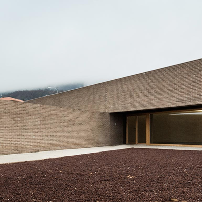 THE NURSERY AND THE PRIMARY SCHOOL OF SANT'ALBINO, IN MONTEPULCIANO, ITALY BY MAVAA ARQUITECTOS
