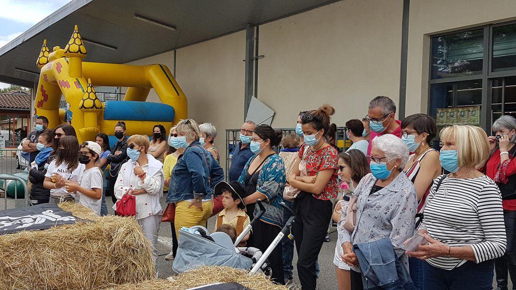 Salies du Salat - Carrefour - APEAI - la fête des pirates et le défilé de Koka