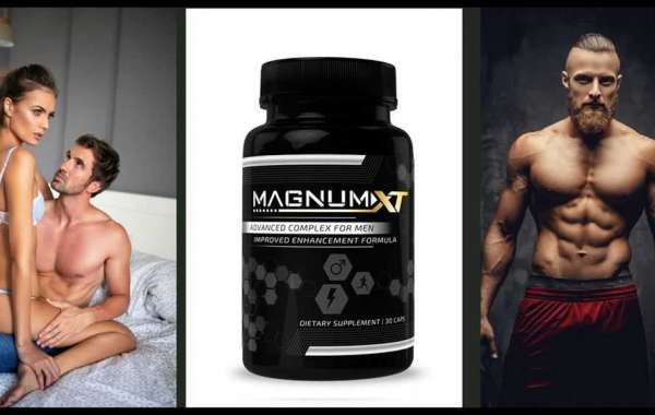 MagnumXT - Boost Energy And Sexual Stamina Level!