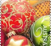 Les boules de Noël