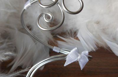 """Bracelet mariage """"Angélique"""""""