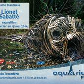 """Expo Sculpture Contemporaine: Lionel SABATTÉ """"FABRIQUE DES PROFONDEURS"""" - ACTUART by Eric SIMON"""