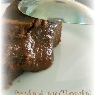 Coulant au Chocolat à l'Italienne