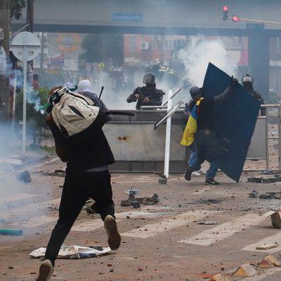 Répression en Colombie, dans le silence assourdissant des médias complices du narco-fascisme