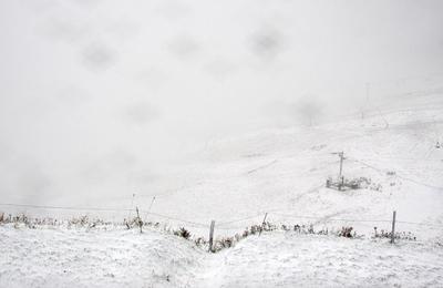 Luchon-Superbagnères : bonjour la neige !