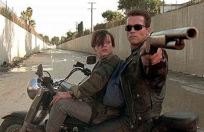 [critique] Terminator 2 : monumental