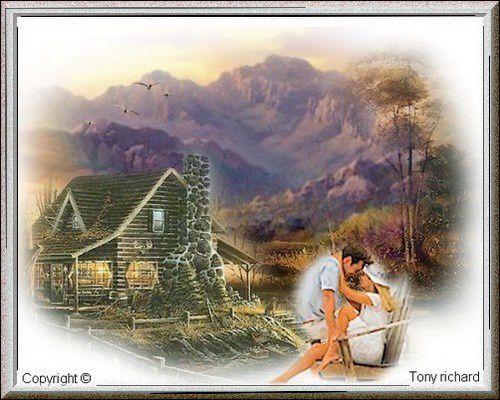 NOTRE CIEL LE PARADIS DE NOS ENVIES LE 08 OCTOBRE 2008 - LE PARADIS DE NOS ENVIES PAR TONY RICHARD - NOTRE CIEL - LA POÉSIE DANS LE COEUR - POÉTIQUEMENT PENSANT