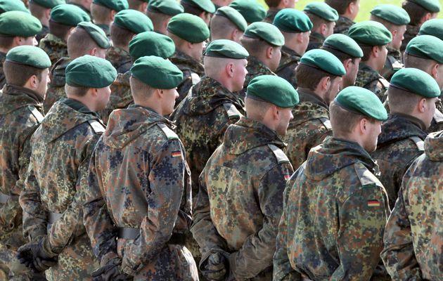 Le « livre blanc » de la Bundeswehr annonce que l'Allemagne se prépare à une guerre contre la Russie