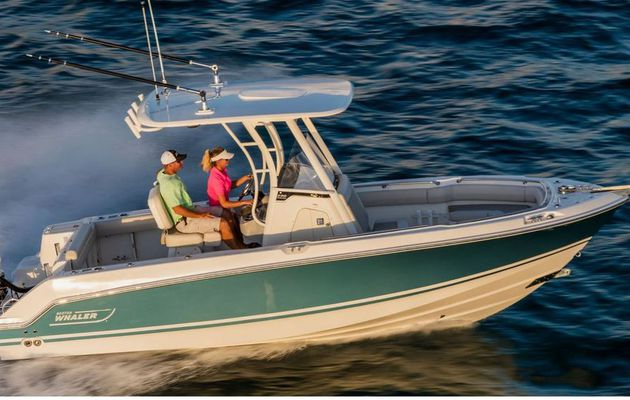 Boston Whaler introduces new 230 Outrage
