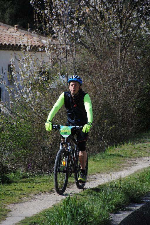 BIGREEN   Lundi 2 Avril  Rando VTT en  Pays de Grasse . Balades d'ici et d'ailleurs .