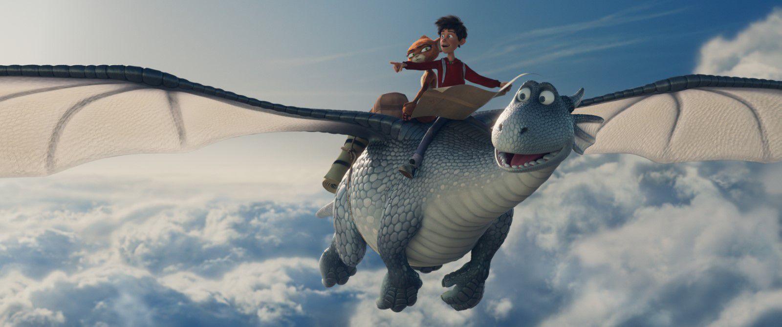 Dragon Rider (BANDE-ANNONCE) avec les voix de Felicity Jones, Freddie Highmore, Patrick Stewart