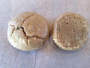 Cupcake au jambon de Bayonne