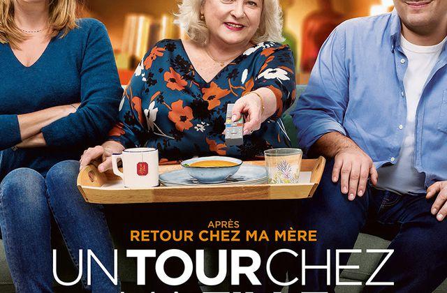 Critique Ciné : Un Tour chez ma Fille (2021)