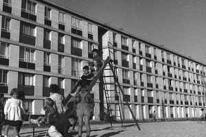 Entretiens Immigration Quartier des Glacis 4 (1997)