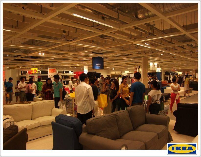 En Thaïlande (idem pour Singapour et la Malaisie), la franchise IKEA appartient au Groupe IKANO.  (Bien que sorti du giron de la maison-mère suédoise en 1988, IKANO reste propriété de la famille Kamprad, le fondateur).