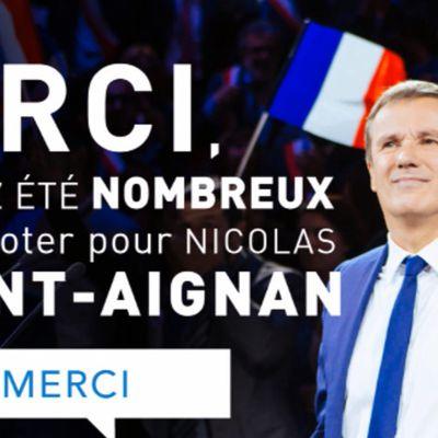 Élection Présidentielle 2017, merci aux Charentais !