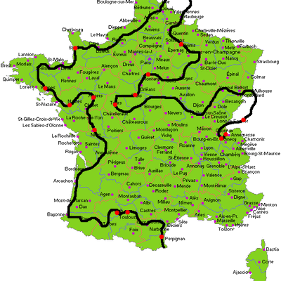 Article 51: Tour de France