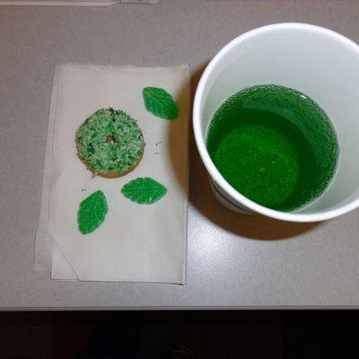 St. Patricks Day an der FDU