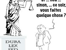 DSK : dura lex sed lex