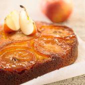 Dessert facile : gâteau tatin aux pommes