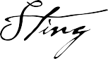 Sting - official website