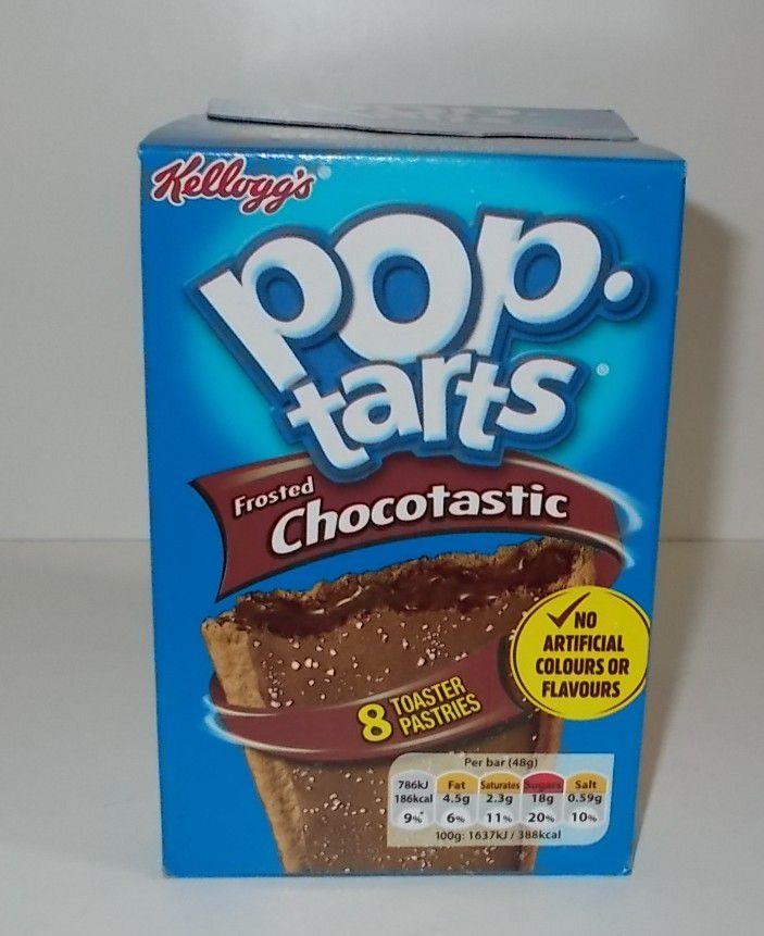 Kellogg's Pop-Tarts Frosted Chocotastic