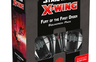Preview : Fury of the First Order