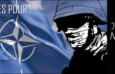 Sommet de l'OTAN : une alliance militaire encore plus agressive et de plus en plus expansionniste