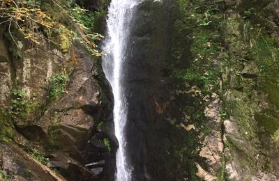 Mercredi 15 septembre 2021 - Randonnée à la cascade du Rudlin