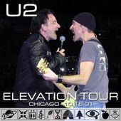 U2 -Elevation Tour -16/10/2001 -Chicago -USA- United Center - U2 BLOG