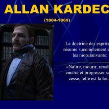 Centre Spirite, Allan Kardec de Bron