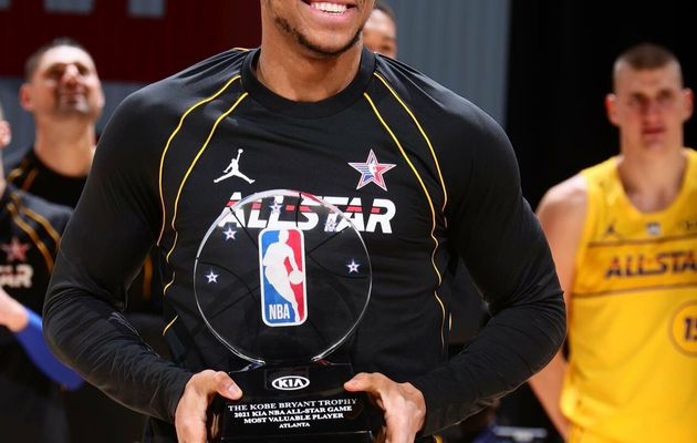 All-Star Game : Retour en images sur la performance record de Giannis Antetokounmpo