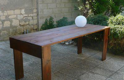 Table « Kel la plus simple » ©