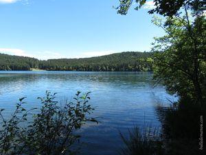 Le lac du Bouchet