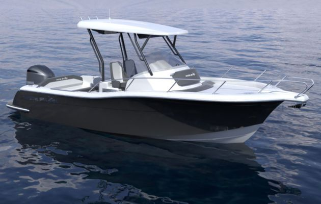 White Shark announces the launch of the 240 Sport Cabin